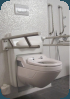 Santis CARE PLUS Lift-WC
